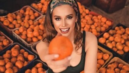 Vitamina C sinonimo di bellezza anche in gravidanza