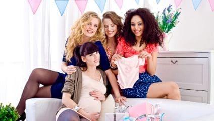 Giochi di gruppo per Baby Shower Party
