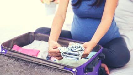 Come preparare la valigia per il parto